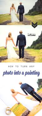 how to turn any photo into a painting you can print on your home printer