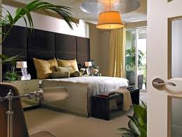 awesome round ceiling ideas with cool lamp shade in center of modern bed frame plus black leather bench bed
