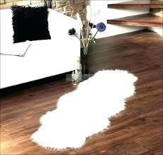 best of faux fur rug 8x10 for faux sheepskin rug faux fur rug white white faux