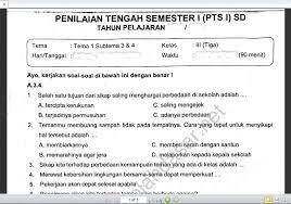 Semua soalnya dilengkapi dengan kunci jawaban jika ingin melihat soalnya secara lengkap berikut alamatnya : Soal Ulangan Kelas 3 K 13 Tema 1 Subtema 3 Dan 4 Sekolahdasar Net