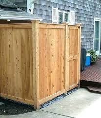 outdoor shower enclosure kit portable enclosures ma home depot kits