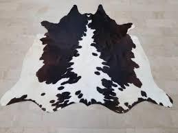 speckled cowhide rug