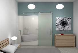 glass doors for bathrooms. Barn Sliding Glass Doors For Bathroom Ideas Bathrooms T