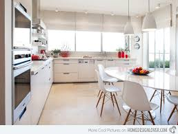 Modern Eat-in Kitchen Designs