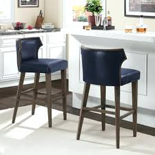 Charming Ideas Blue Leather Bar Stools House Impressive Counter 38 Chairs  Remarkable Navy Uk Magnificent Blue Leather Bar Stools D33