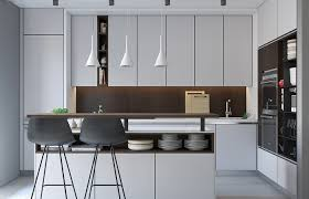 Modern Apartment Kitchen Designs
