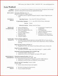 Sample Systems Engineer Resume Resume Template
