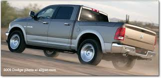 2009-2012 Dodge Ram 1500 pickup trucks: link/coil ...