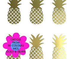 gold pineapple clipart. pin wallpaper clipart pineapple #9 gold c