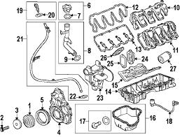 parts com® chevrolet lower oil pan partnumber 12669869 2011 chevrolet silverado 3500 hd wt v8 6 6 liter diesel engine parts