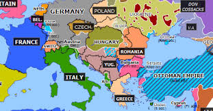 Image result for europe map