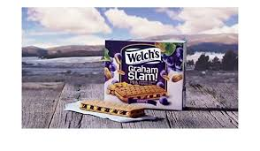 welchs graham slam sandwiches peanut er g jelly 6 ct pack of 2 amazon grocery gourmet food