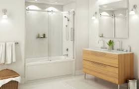 cool bathtub glass doors bathtub shower doors and with frame each have disadvantages and advantages the