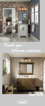 transform your bathroom into a relaxing oasis with must have bath décor from lowe s from bathtubs to vanities you ll find everything you need to turn