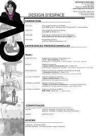 Architect Resume Curriculum Vitae Design Architecture Dintrieur 1240