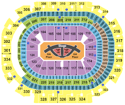 Aac Seating Chart With Seat Numbers American Airlines Center Seating Chart Rows Seat Numbers