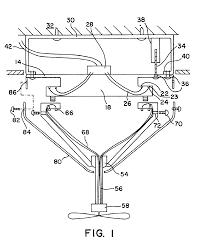 Ceiling fan mounting box pixball