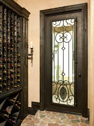 wrought iron front doorsWrought Iron Front Doors Shapes  Very Elegant Wrought Iron Front