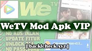 Apkpure apk is an official app that has the capability to download locked files (all. Download Wetv Mod Apk Vip Unlocked Terbaru 2021