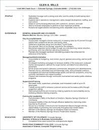 Warehouse Lead Resume Star Format Resume Manager Resume Template