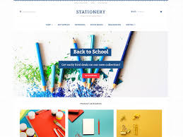 cool handy office supplies. Stationery Is A Storefront Child Theme Designed For Stores Selling Office Supplies And/or Arts \u0026 Crafts. The Design Has Subtle Tactile Decorations While Cool Handy