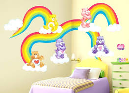rainbow wall decal with rainbow wall decals removable arn rainbow wall decal