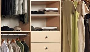 Small Picture Closet Works Reach In Closet Designs Ideas for Bedroom Closets