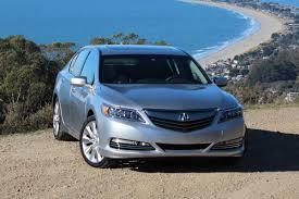 2014 Acura RLX Hybrid: 3 Motors, AWD--Most Sophisticated Hybrid Yet?