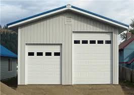 small garage doorSmall Garage Shop  Residential Steel Garages