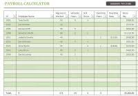 Paycheck Calculator For California Tag Paycheck Calculator With Overtime Maine Payroll Calculator