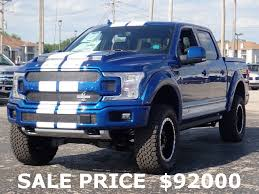 New 2018 Ford F-150 SHELBY 4D SuperCrew in Bloomington, Morton ...