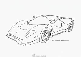 Racing Cars Coloring Pages Race Car Coloring Pages Printable On