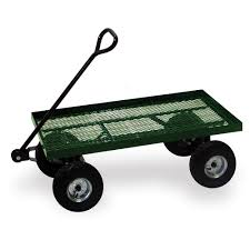 flatbed utility cart.  Utility Flatbed Utility And Garden Cart With 550 Lbs Intended L