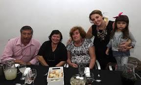 Cena aniversario de los jubilados del Club Azcuénaga - Sociales