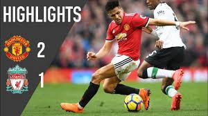 Manchester United 2-1 Liverpool   Premier League Highlights (17/18)