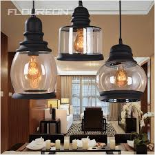 the main part of this pendant light is made of glass the canopy is made of