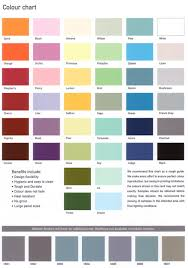 glass worktop colours