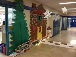 3d christmas door decorating contest winners. Contest Winners About A Charlie Brown On Pinterest And Classroom Winter School Ideas 3d Christmas Door Decorating