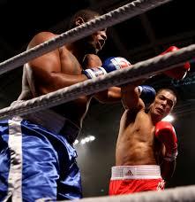 Joe Joyce, Avery Ward - Avery Ward Photos - British Lionhearts v USA  Knockouts - World Series of Boxing - Zimbio