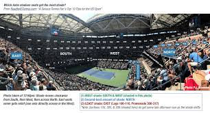 Arthur Ashe Stadium Us Open Seating Chart A Serious Tennis Fans Top 10 Tips For The 2019 Us Open