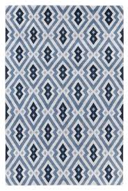 blue by for the rug company jonathan adler rugs