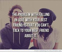Quotes About Loving Your Best Friend Awesome Falling In Love With Your Best Friend Quotes