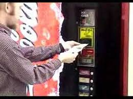 Owning A Vending Machine Cool How To Buy A Soda From A Vending Machine YouTube