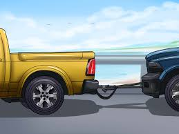 how to fit a tow bar to your car 13 steps (with pictures) wiring tow vehicle behind rv at Wiring Tow A Car