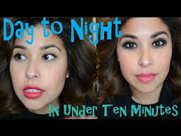 turn day into night makeup