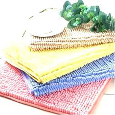 custom bath rug bathroom mats size rugs teak
