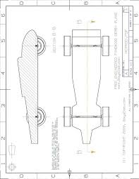23 Cool Pinewood Derby Templates Free Download