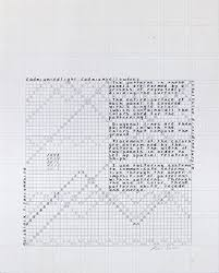 Gloria Klein Grid On Graph Paper Drawing On Paper 8 X 10 At David