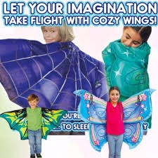 Cozy Wings Size Chart New Cozy Wings Baby Dream Butterfly Wing Cloak Kids Shawl Cartoon Multicolor Cape Kids Wing Magic Blanket Novelty Items A09022401 60 130cm Baby