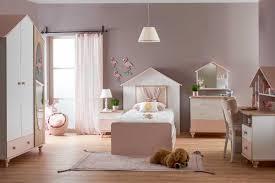 Babyzimmer ideen rosa teppich wanddeko graue wandfarbe. Kinderzimmer Madchen Rosa Weiss 6 Teilig Online Furnart